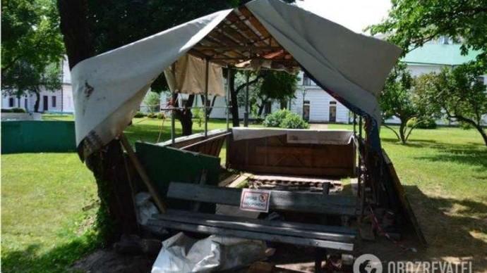 У «Софії Київській» розкопали древні підземелля