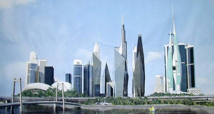 Будівництво Київ Сіті оцінили у 10 мільярдів доларів
