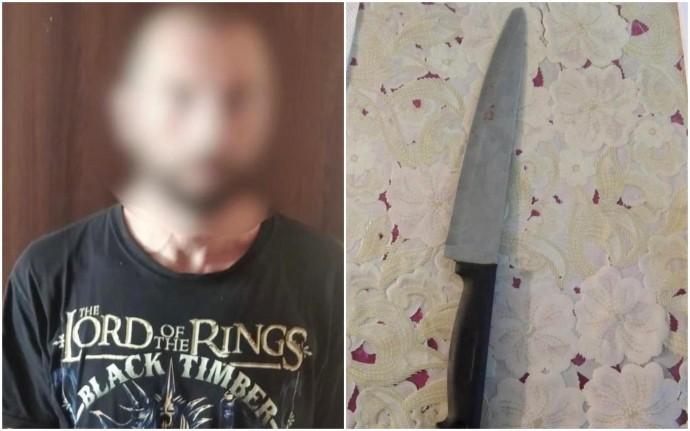 На Вінниччині чоловік намагався вбити співмешканця колишньої дружини