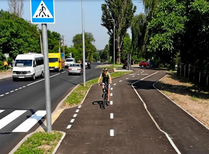 У Вінниці облаштують 11 кілометрів велодоріг