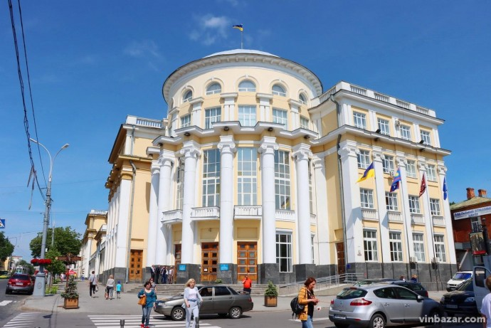 30 липня відбудеться чергова сесія Вінницької обласної ради. Перелік питань