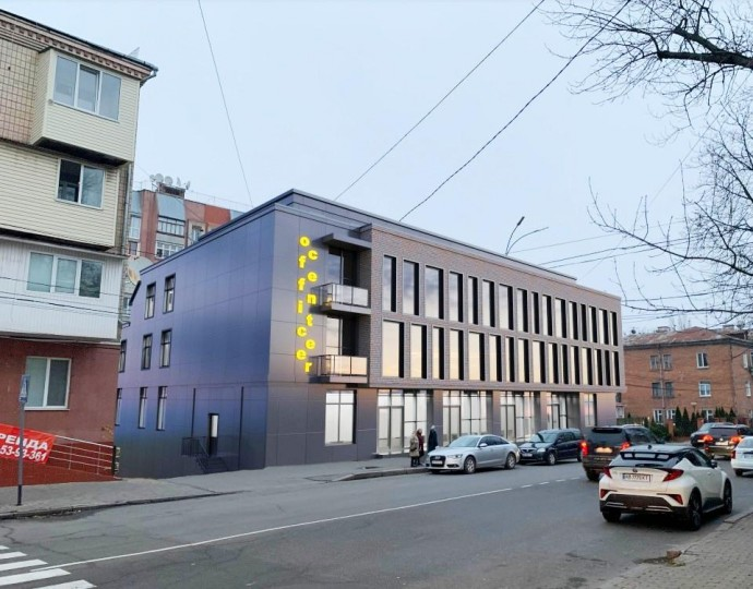 На вулиці Гоголя будуватимуть торгово-офісний центр. Розпочали громадські обговорення (Фото)