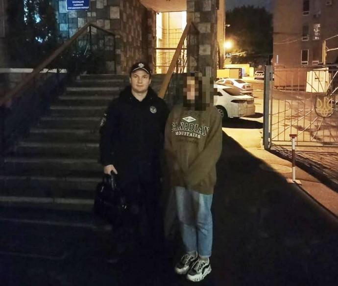 У Вінниці знайшли 13-річну школярку, яка два дні не виходила на зв'язок