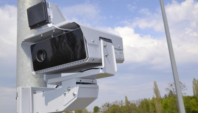У Вінниці камери автофіксації порушень ПДР запрацюють з листопада