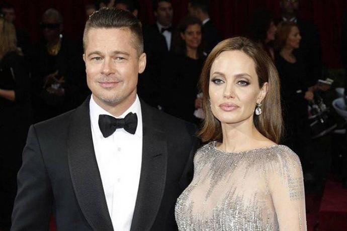 Бред Пітт подав позов проти Анджеліни Джолі