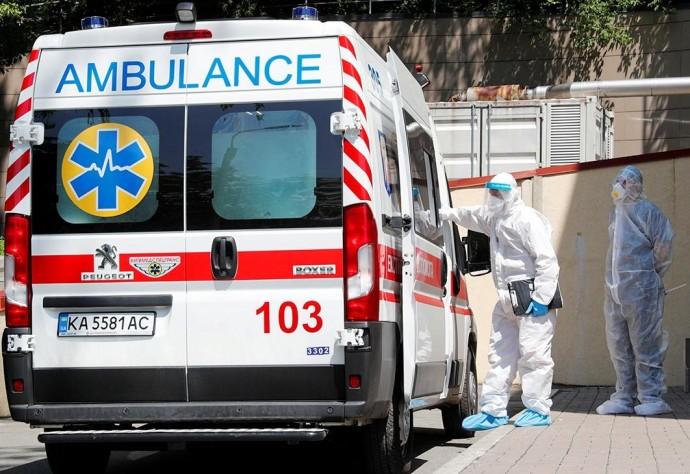 Станом на 24 вересня у Вінницькій області підтвердили 74748 випадків коронавірусу
