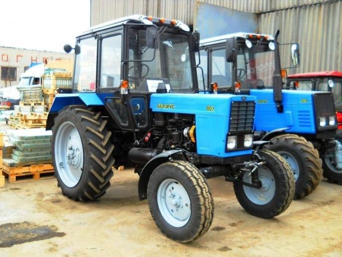 Трактор МТЗ: неисправности и их признаки