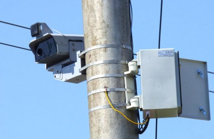 У Вінниці дозволили встановити камери автофіксації порушень ПДР. Перелік адрес розташування