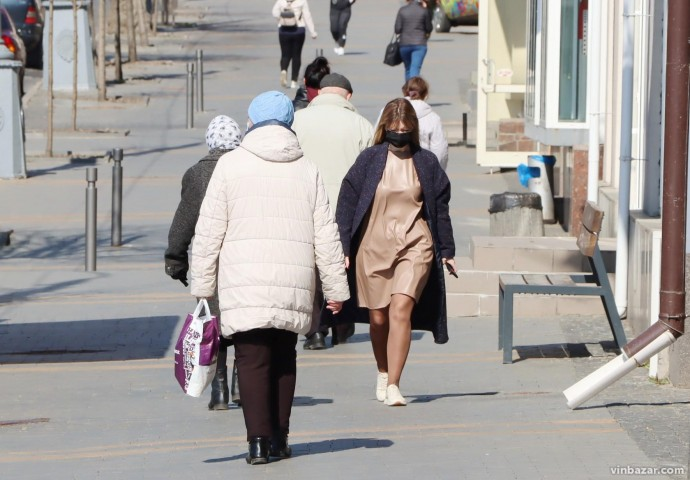В Україні вводять «жовтий» рівень епідемнебезпеки