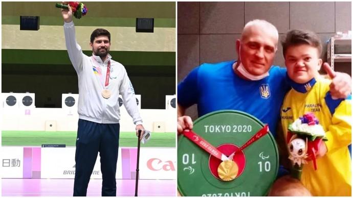 Зеленський нагородив спортсменів з Вінниччини, які вибороли медалі на Паралімпійських іграх 2020 у Токіо