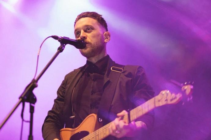 Концерт Сергія Асафатова у Вінниці: «З хвилюванням і любов'ю чекаю на цю зустріч» (Фото+Відео)