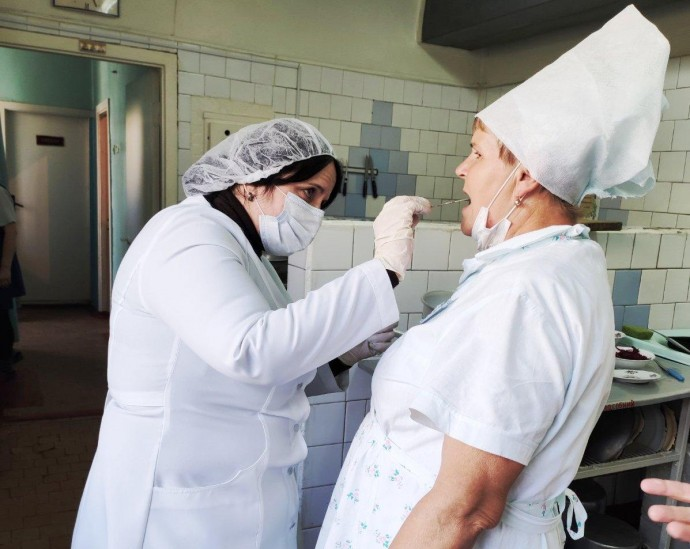 На Вінниччині розпочали раптові перевірки харчоблоків у школах, садочках та інтернатах