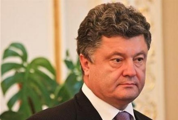 Порошенко назвав Януковича психічно хворим (Відео)