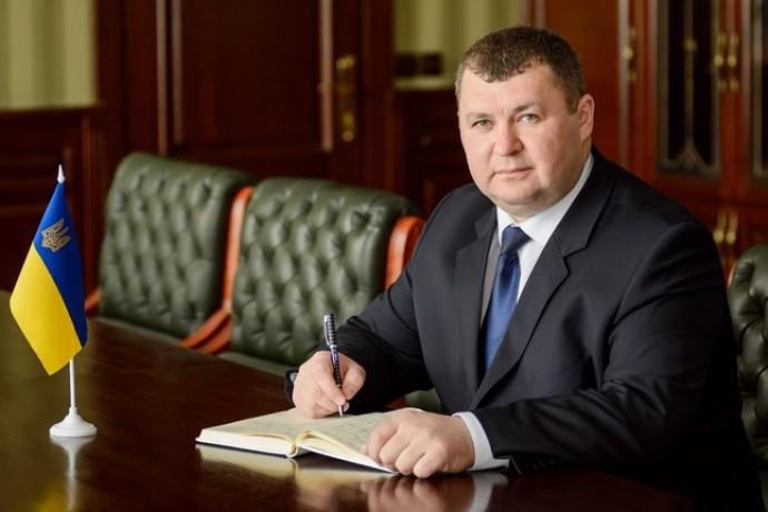 Прокурор вінницької області В'ячеслав Соколов звернувся до вінничан