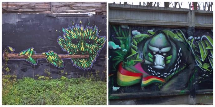 Вінницькі графіті: вуличні картини, які потрібно побачити (20 фото)