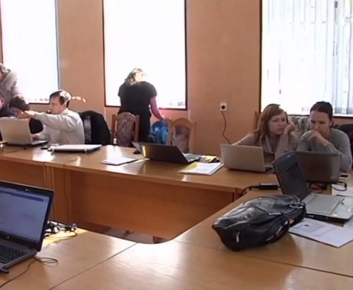 Як облаштувався Донецький національний університет у Вінниці (Відео)