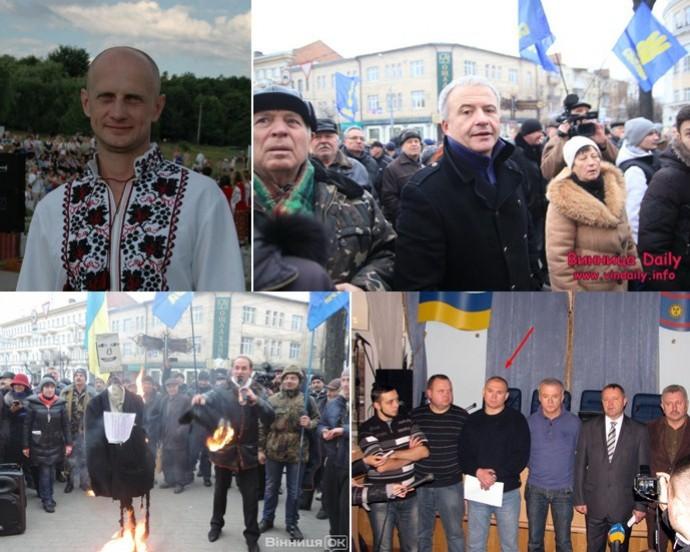 У штурмі Вінницької ОДА брало участь 4 мільйонери