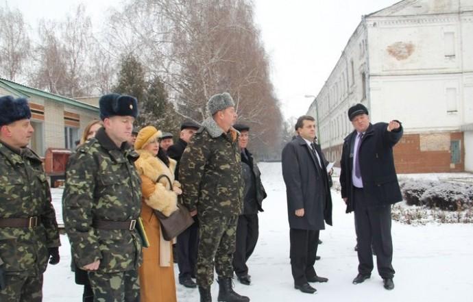 На Вінниччині створюють мотострілкову бригаду, що стане кістяком оборони області. До цього була