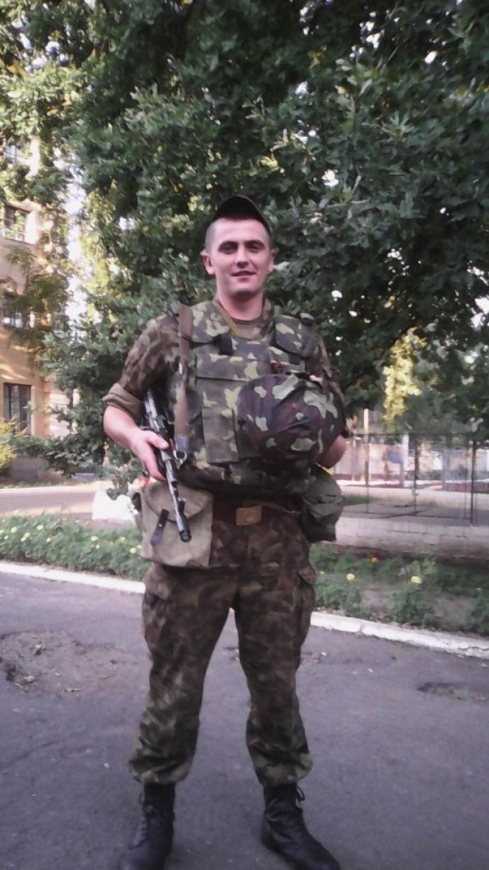 Ще одна втрата: у зоні АТО підірвався на міні боєць із Вінниччини