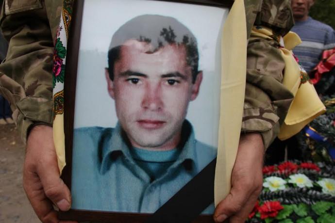 У зоні АТО застрелився боєць із Вінниччини