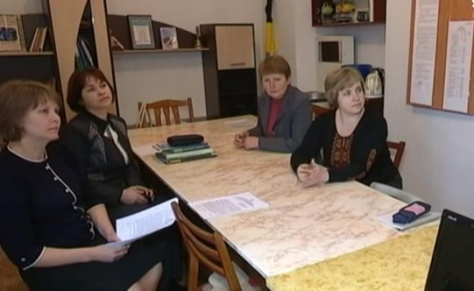 Учительський бунт на Вінниччині (Відео)