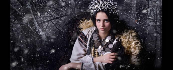 Дизайнер відтворив святкове вбрання, яке носили на Вінниччині 100 років тому (Фото)
