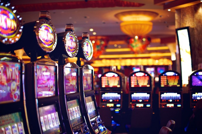 Lucky haunter описание игрового автомата