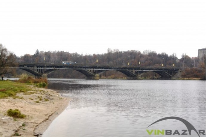 Через ремонт Київського мосту відкриють Соборну