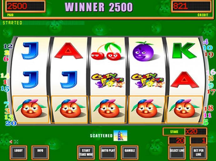 Автоматы играть бесплатно крейзи игровые автоматы играть онлайн бесплатно братва