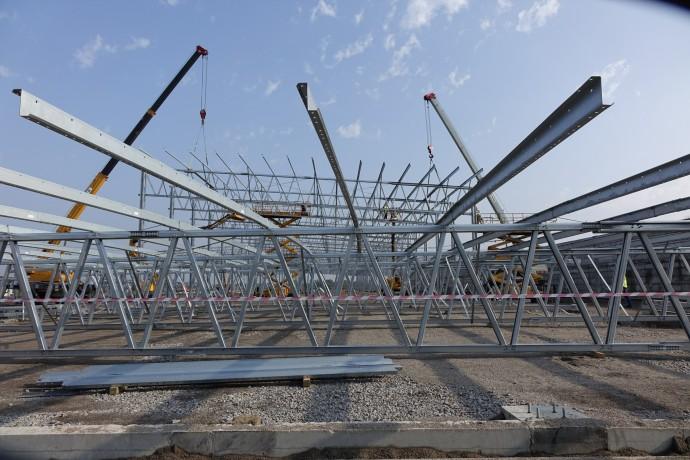 На новому заводі UBC Group, який будують у Вінниці, встановлять особливу лабораторію (Фото+Відео)