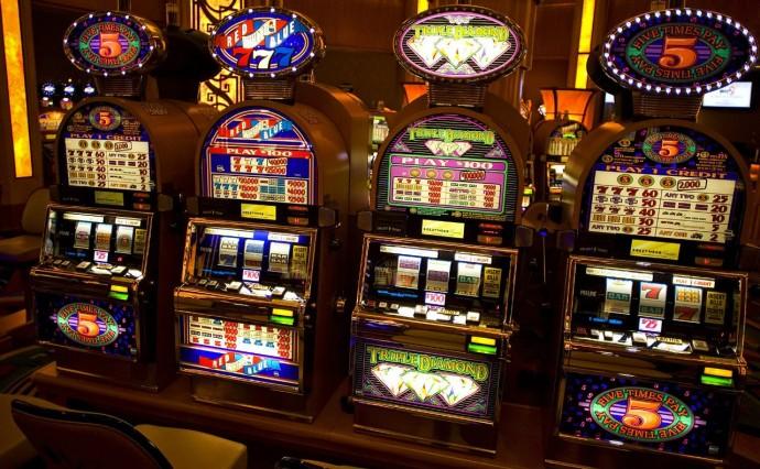 Игровой автомат сумасшедшая вечеринка