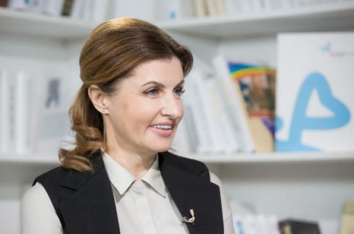 Перша Пані України відвідає Вінницьку область із робочим візитом