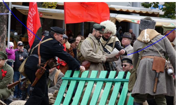 Очільник Вінниці поділився враженнями від фестивалю військово-історичної реконструкції «Вінниця – Столиця УНР»
