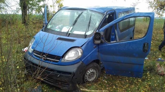 В Івано-Франківській області у ДТП постраждало двоє дітей і троє дорослих. 5-річний хлопчик перебуває у вкрай тяжкому стані