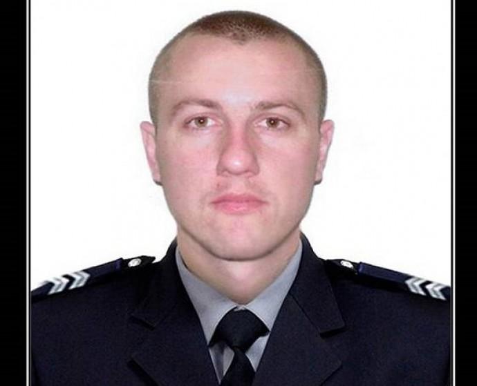 Востанню путь провели охоронця Мосійчука, який загинув уКиєві захищаючи нардепа