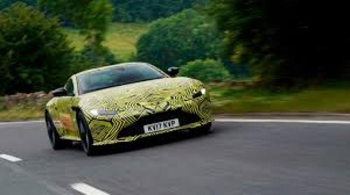 Новый Aston Martin Vantage. Уже вот-вот