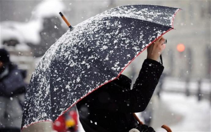 ДСНС: ВУкраїні очікується суттєве ускладнення погодних умов