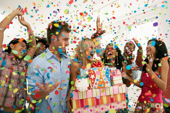 Важный праздник – День рождения