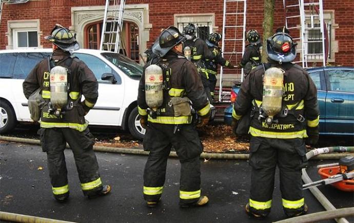 В Лондоне в одной из больниц случился пожар, есть потерпевшие