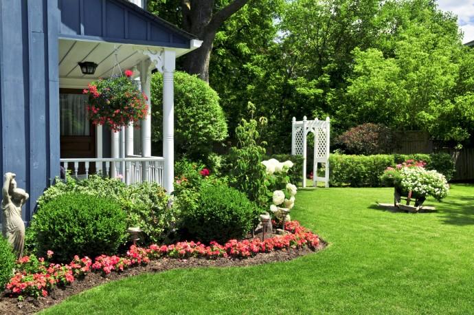 Как сделать свой сад красивым?