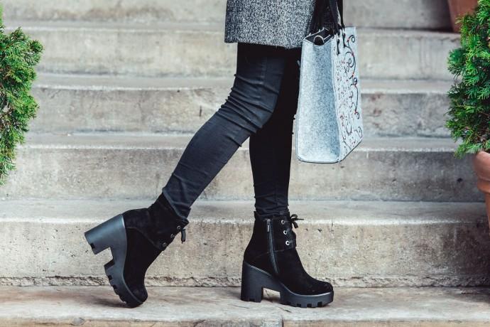 Жіноче зимове взуття  як його вибрати   382822895efa1