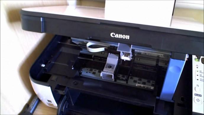 Как отличить оригинальный картридж Canon Pixma MP230