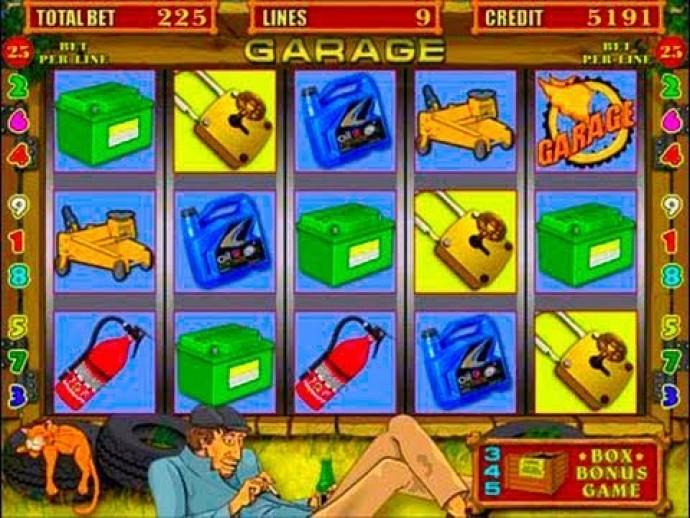 онлайн приложение игровые автоматы