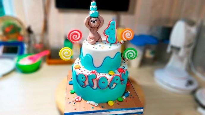 Детский торт: каким он должен быть?