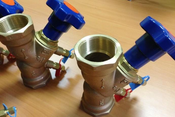 Балансировочные клапаны в регулировании отопительных систем