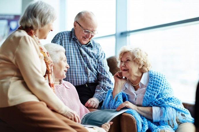Организация частных пансионатов для престарелых дом престарелых в веселоярске