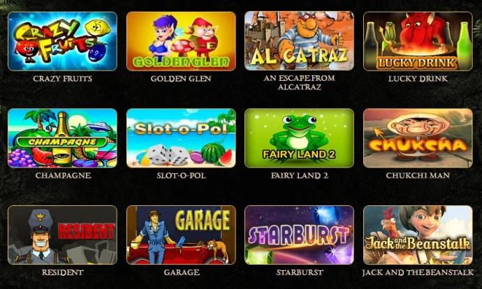 Ігрові автомати 3 сімки