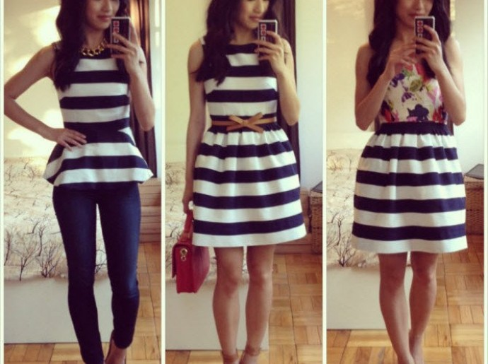 Какие платья подойдут девушкам маленького роста?