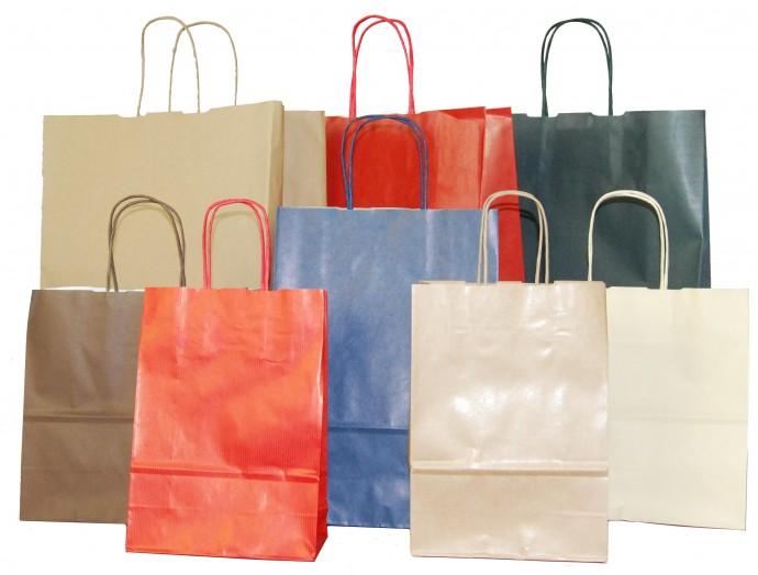 Бумажные пакеты: какие преимущества