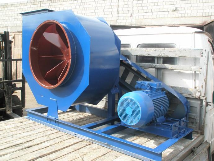 Промышленные вентиляторы: что это такое?